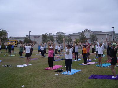 yoga w steve