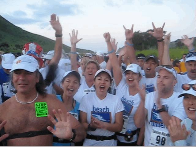 catalina beach runners