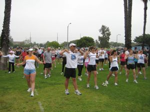 Marathon Training Body Looseners