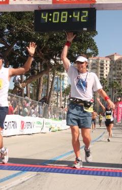 finish line steve
