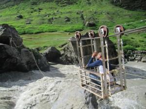 gary india river cart